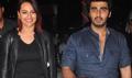 Arjun & Sonakshi Return Post Tevar Delhi Promotions