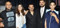 Monica Dogra, Vishal Dadlani And Other At The Stage Launch