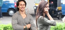 Tiger Shroff Snapped At Domestic Airport With A Mystery Girl