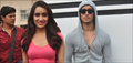 Tiger Shroff & Shraddha Snapped On Baaghi Sets First Day Shoot
