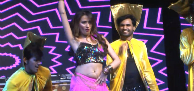 Tina Ghai Performance At New Year Bash 2015