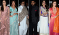 Bachchans, Sonakshi, Jacqueline And Other Grace Tulsi Kumar Wedding Reception