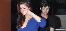 Twinkle And Aarav Snapped At PVR, Juhu