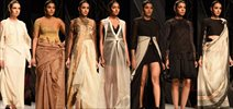 Vaishali S Show At AIFW 2015