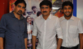 Vajram Movie Press Show