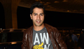 Varun Dhawan departs for Dishoom schedule