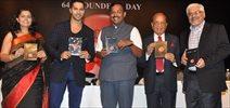 Varun Dhawan At Indian Cancer Society Event
