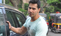 Varun Dhawan Snapped Outside KJO's Office