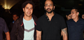 Varun And Rohit Shetty Return Post Dilwale Hyderabad Shoot