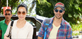 Varun Dhawan & Shraddha Kapoor depart for Indore to promote 'ABCD - Any Body Can Dance - 2'