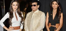 Shilpa Shetty, Malaika, Jeetendra And Others At Viaan Mobile Launch