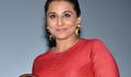 Vidya Balan At 'Whistling Woods International'