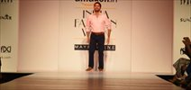 Vineet Bahl Show At AIFW 2015