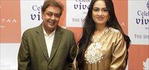 Padmini Kolhapure & Tarun Sarda host the Padmasitaa Vivaha exhibition