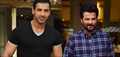 John Abraham And Anil Kapoor Snapped Promotiing Welcome Back