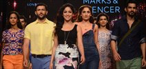 Yami Gautam Walks For Mark & Spencers New Collection Launch