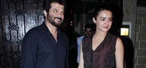Anil Kapoor's Throws  A Party For 24 Series Cast At His Bunglow