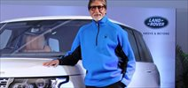 Amitabh Bachchan Gets A Brand New Range Rover