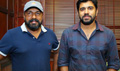 Nivin Pauly At Action Hero Biju Success Celebration