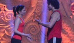 Tiger Shroff and Tamannaah Bhatia snapped at 23rd Annual Star Screen Awards 2016 rehearsals - Pictures