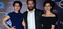 Aamir Khan and others grace the GQ Fashion Nights