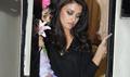 Aishwarya Rai Bachchan Snapped Post L'oreal Shoot