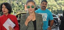 Alia Bhatt Goes To Goa For Gauri Shinde Movie Shoot