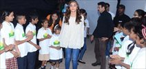 Alia Bhatt graces Smile foundation kids event