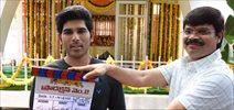 Allu Sirish New Film Launch Photos