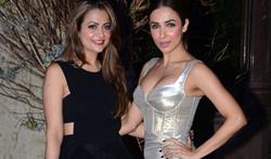 Amrita Arora and Malaika Arora Khan grace Manish Malhotra's 50th birthday bash hosted by Karan Johar - Pictures