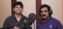 Amavasai Movie Song Recording