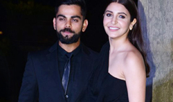 Anushka Sharma and Virat Kohli grace Manish Malhotra's 50th birthday bash hosted by Karan Johar - Pictures