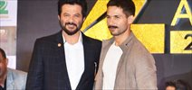 Shahid Kapoor & Anil Kapoor At The Announcement of 'Zee Cine Awards 2016'