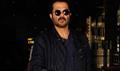 Anil Kapoor snapped at the Mumbai airport