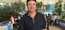 Anu Malik Snapped at Domestic Airport