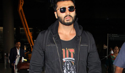 Arjun Kapoor snapped at the airport - Pictures
