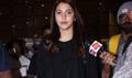 Anushka Sharma returns back post The Ring shoot