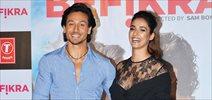 Tiger Shroff and Disha Patani at Befikra song launch