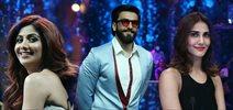 Ranveer Singh & Vaani Kapoor promote Befikre on the sets of Super Dancer