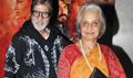 Amitabh Bachchan and Waheeda Rahman grace Mirzya screening