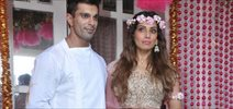 Bipasha and Karan Singh Grover's Mehndi & Sangeet ceremony