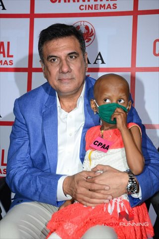 Grace CPAA & Carnival Cinemas Childrens Carnival for the cancer patient kids Pictures