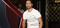 Captain America screening hosted by Varun Dhawan