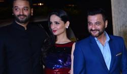 Celebs grace Manish Malhotra's 50th birthday bash hosted by Karan Johar - Pictures