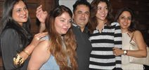 Celebs at Vicky Ratnani birthday bash at The Korner House