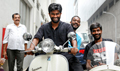 Chennai to Singapore Movie Working Stills