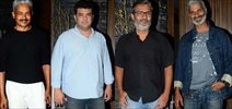 Dangal cast and crew get together at Aamir Khan house