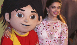 Deepika Padukone grace the Nickelodeon Kids' Choice Awards 2016 - Pictures
