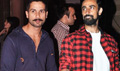 Shahid Kapoor, Kunal And Other At Deadpool Screening