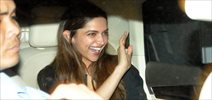 Deepika Padukone snapped post meeting with Sanjay Leela Bhansali